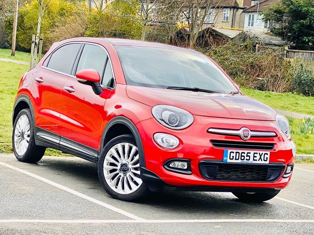 Fiat 500X SUV 1.4 MultiAir Lounge DDCT (s/s) 5dr