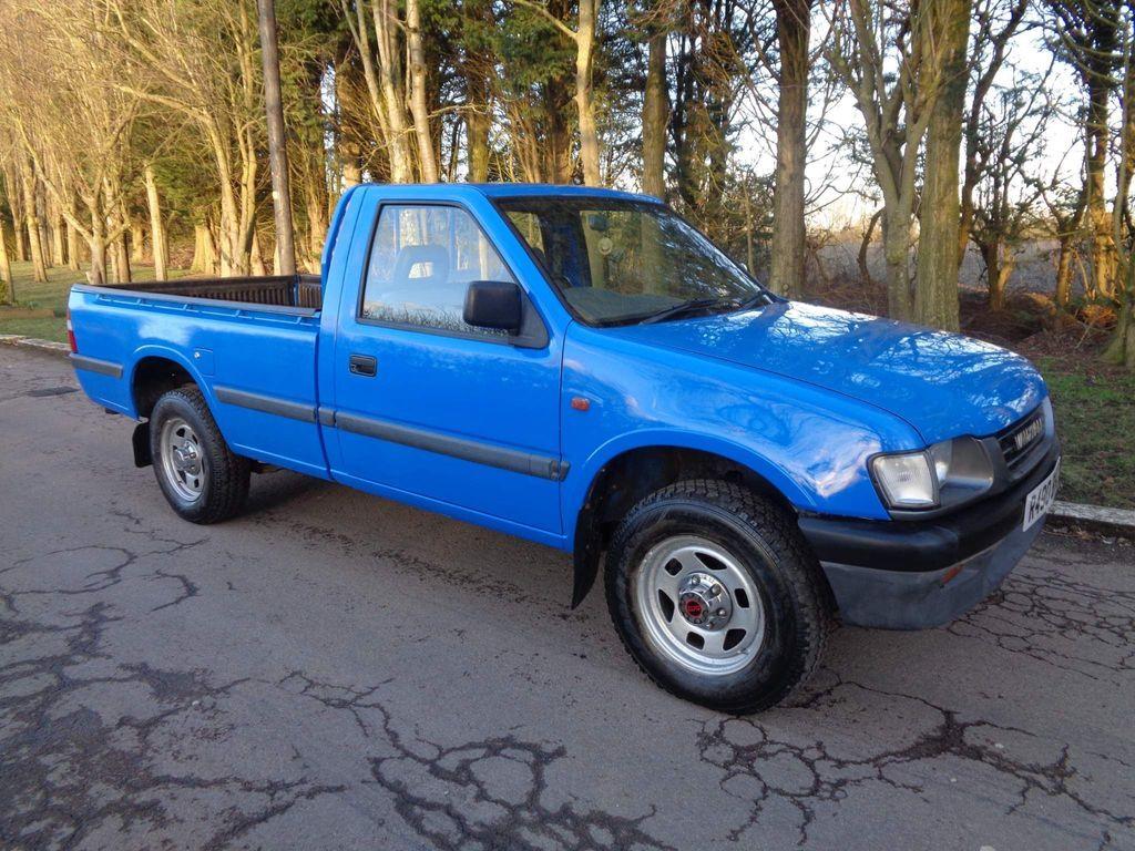 Vauxhall Brava Pickup 2.5 Di Pickup 4X4 2dr