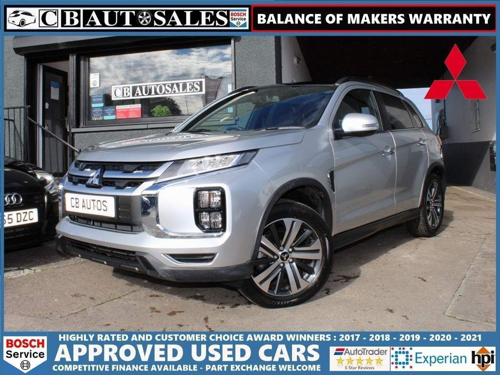 Mitsubishi ASX SUV 2.0 MIVEC Exceed (s/s) 5dr