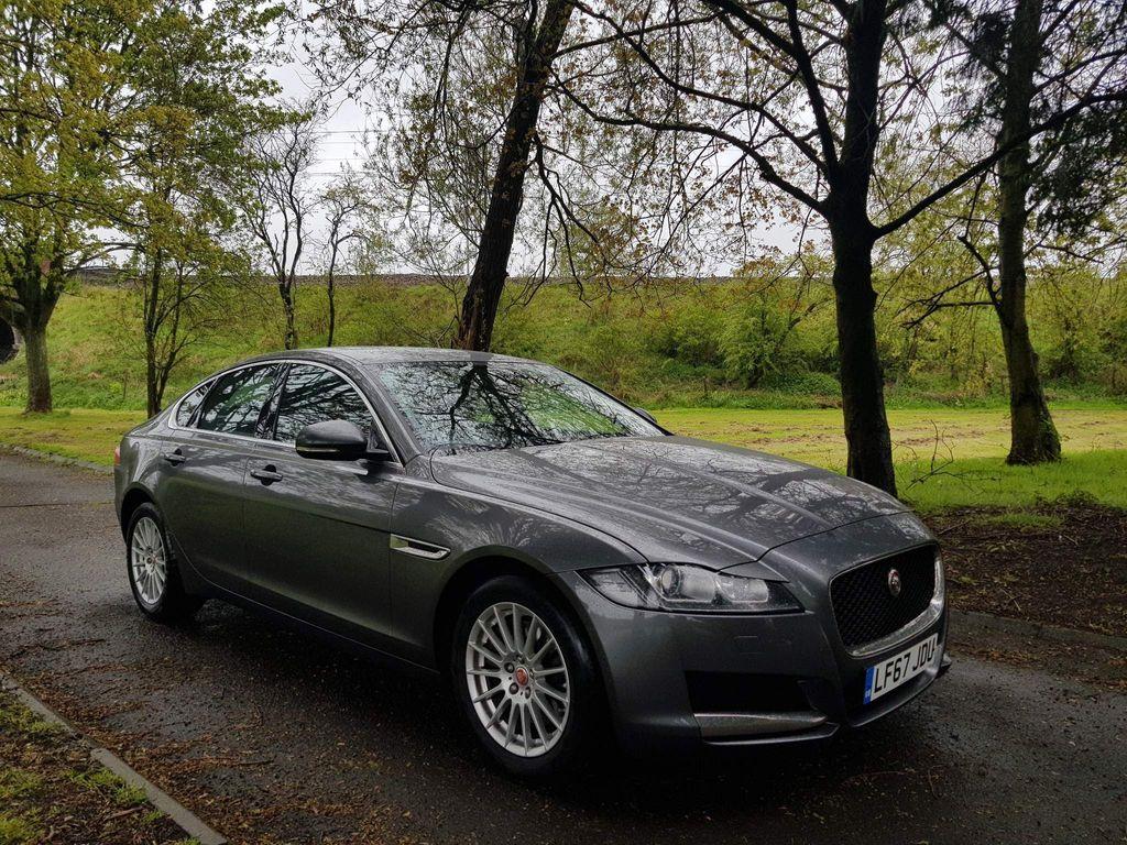 Jaguar XF Saloon 2.0d Prestige (s/s) 4dr