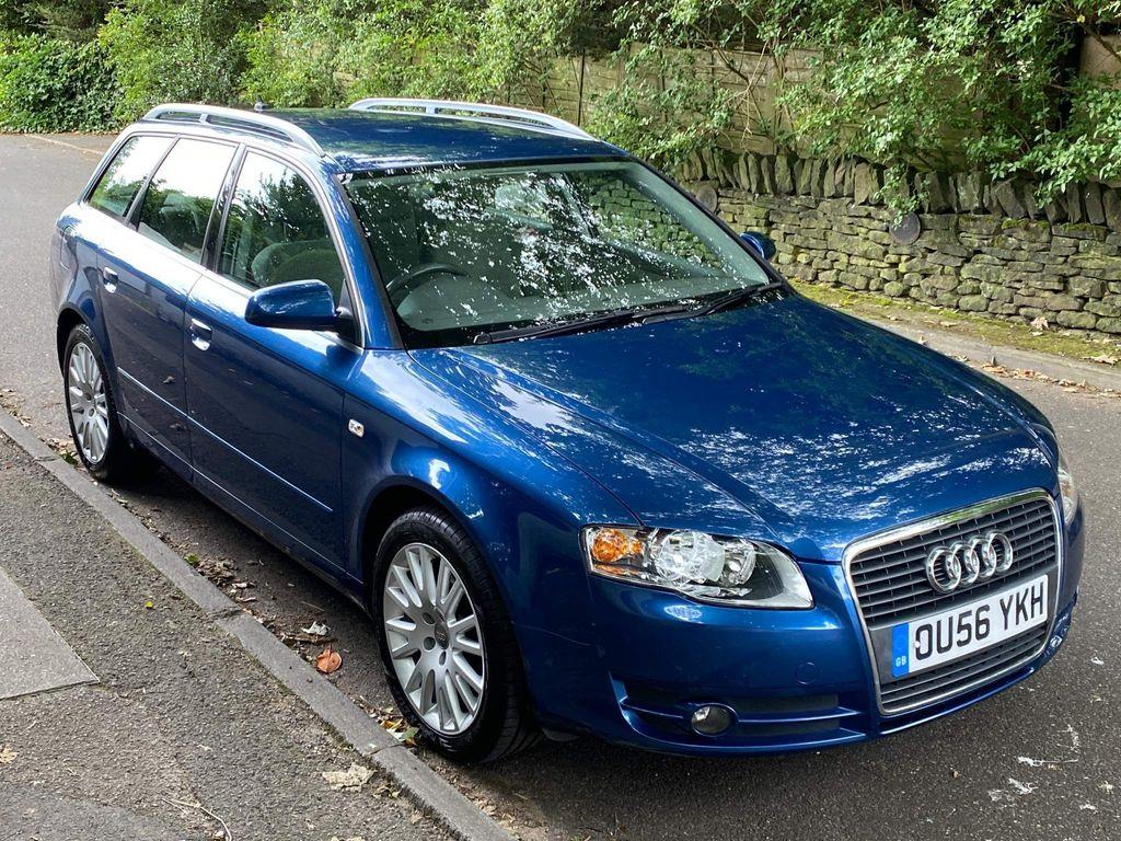 Audi A4 Avant Estate 2.0 TDI SE CVT 5dr
