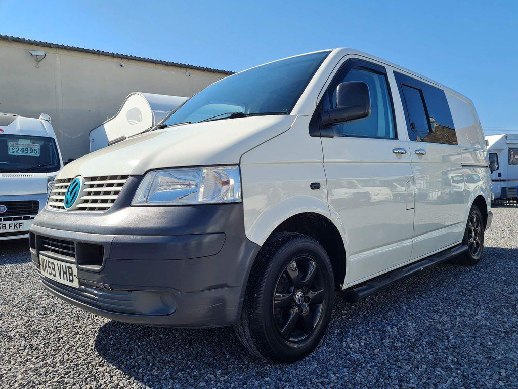 Volkswagen Transporter Van Conversion Volkswagen transporter t30 tdi