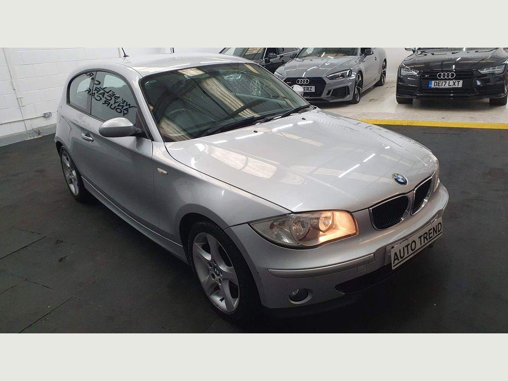 BMW 1 Series Hatchback 2.0 118d ES Auto 3dr