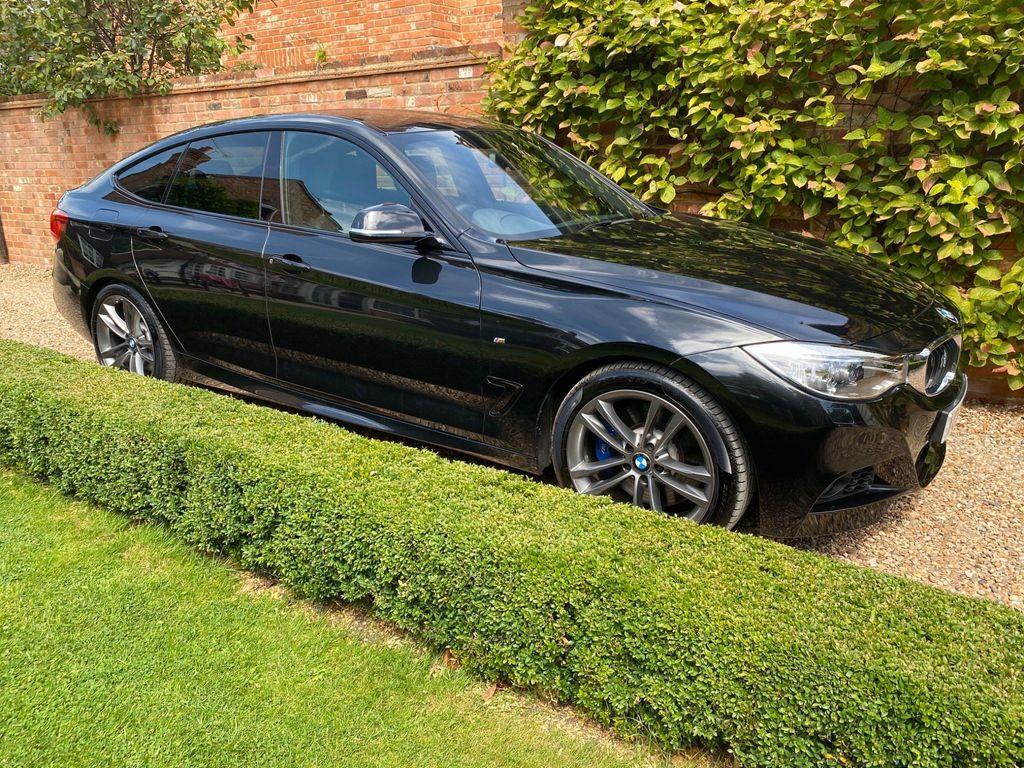 BMW 3 Series Gran Turismo Hatchback 3.0 335i M Sport GT (s/s) 5dr