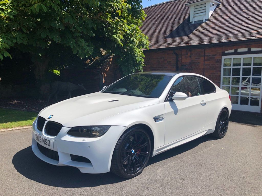 BMW M3 Coupe 4.0 V8 Limited Edition 500 DCT 2dr