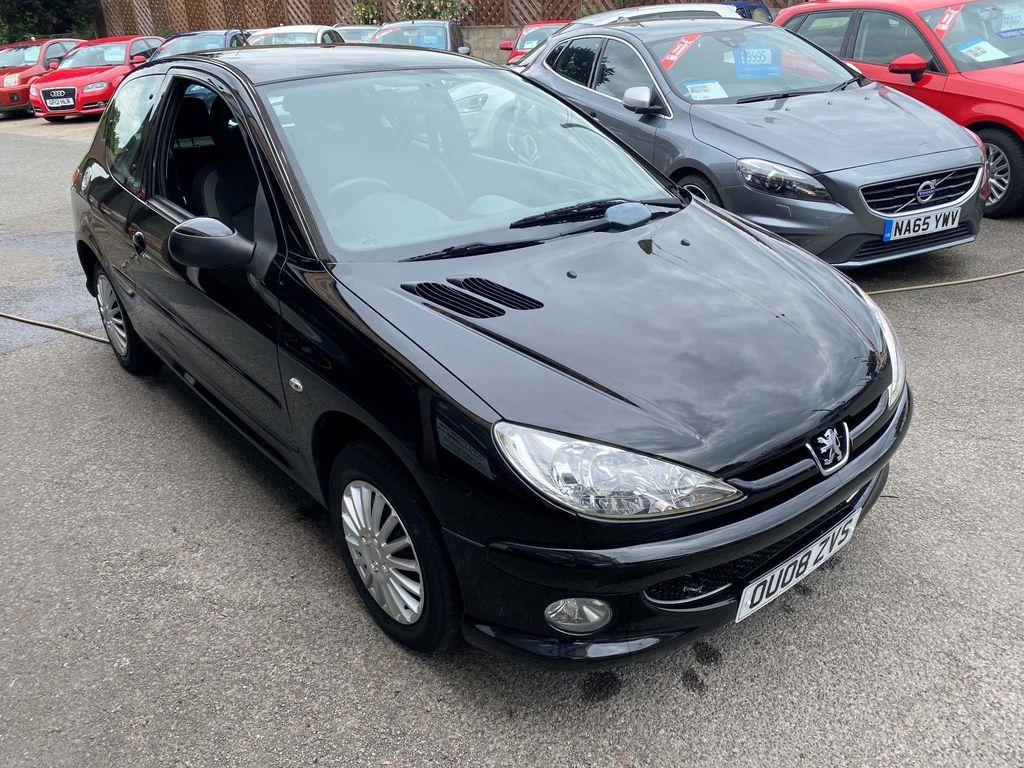 Peugeot 206 Hatchback 1.4 Look 3dr
