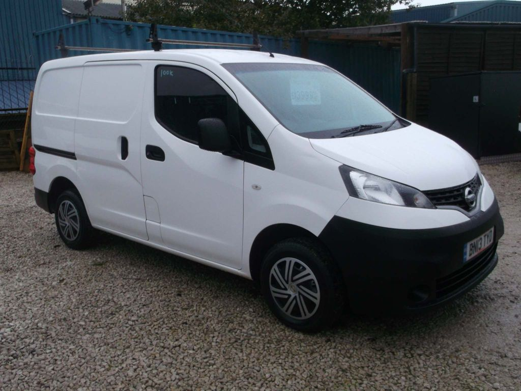NISSAN NV200 Temperature Controlled 1.5 dCi SE 5dr