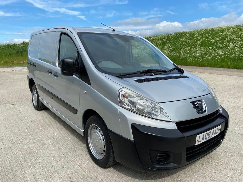 Peugeot Expert Panel Van 2.0 HDi L1 H1 SWB 4dr