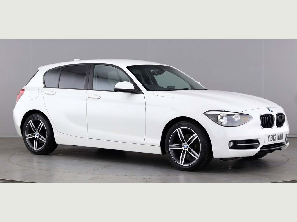 BMW 1 SERIES Hatchback 1.6 118i Sport Sports Hatch 5dr