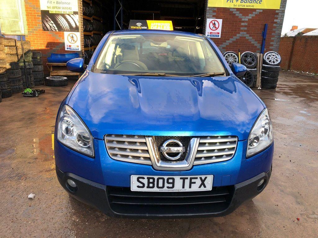 Nissan Qashqai Hatchback 1.5 dCi Acenta 2WD 5dr