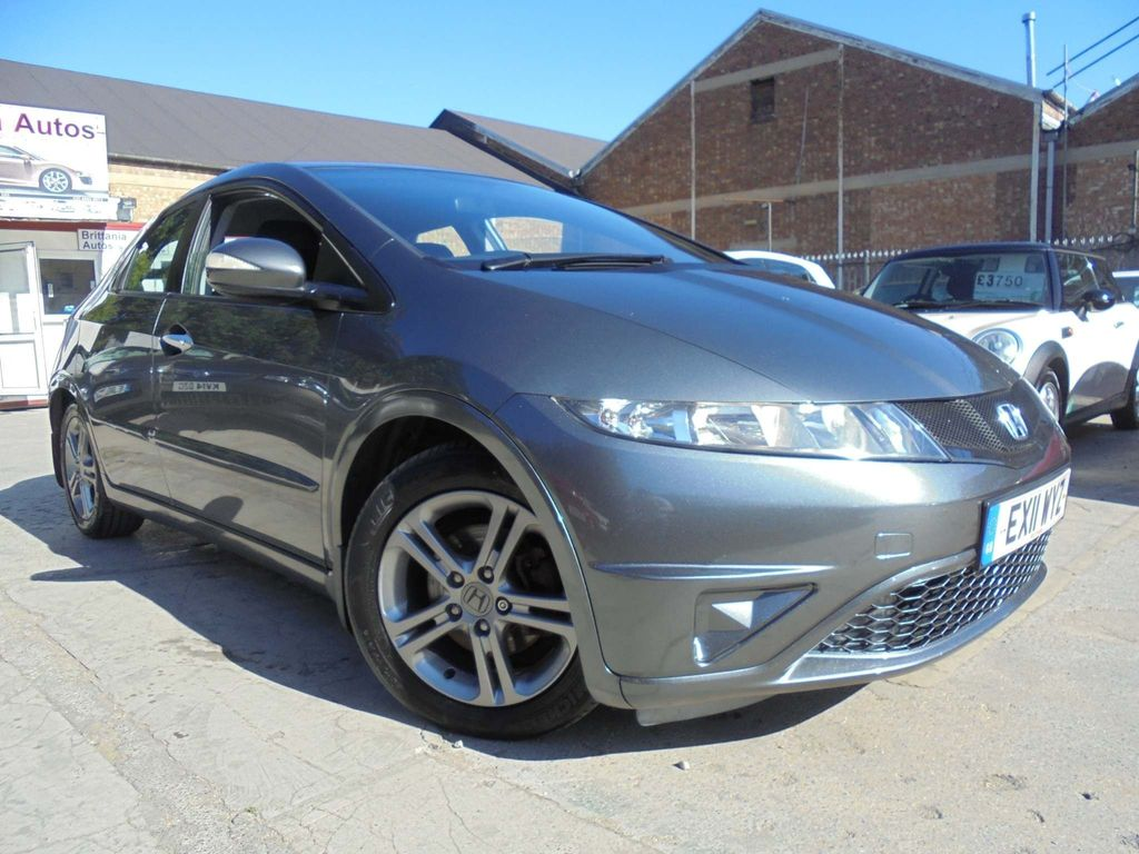 HONDA CIVIC Hatchback 1.4 i-VTEC SE i-Shift 5dr