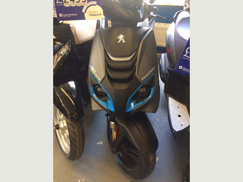 Peugeot Speedfight Scooter 50 4 Sportline