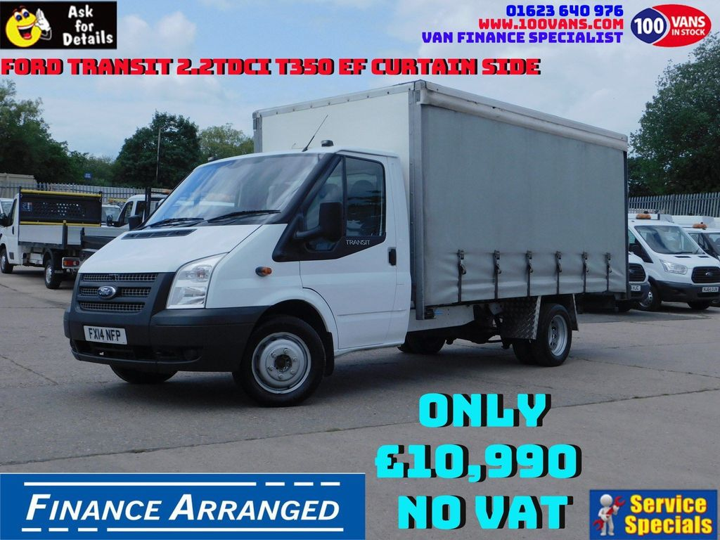 Ford Transit Curtain Side SOLD SOLD SOLD