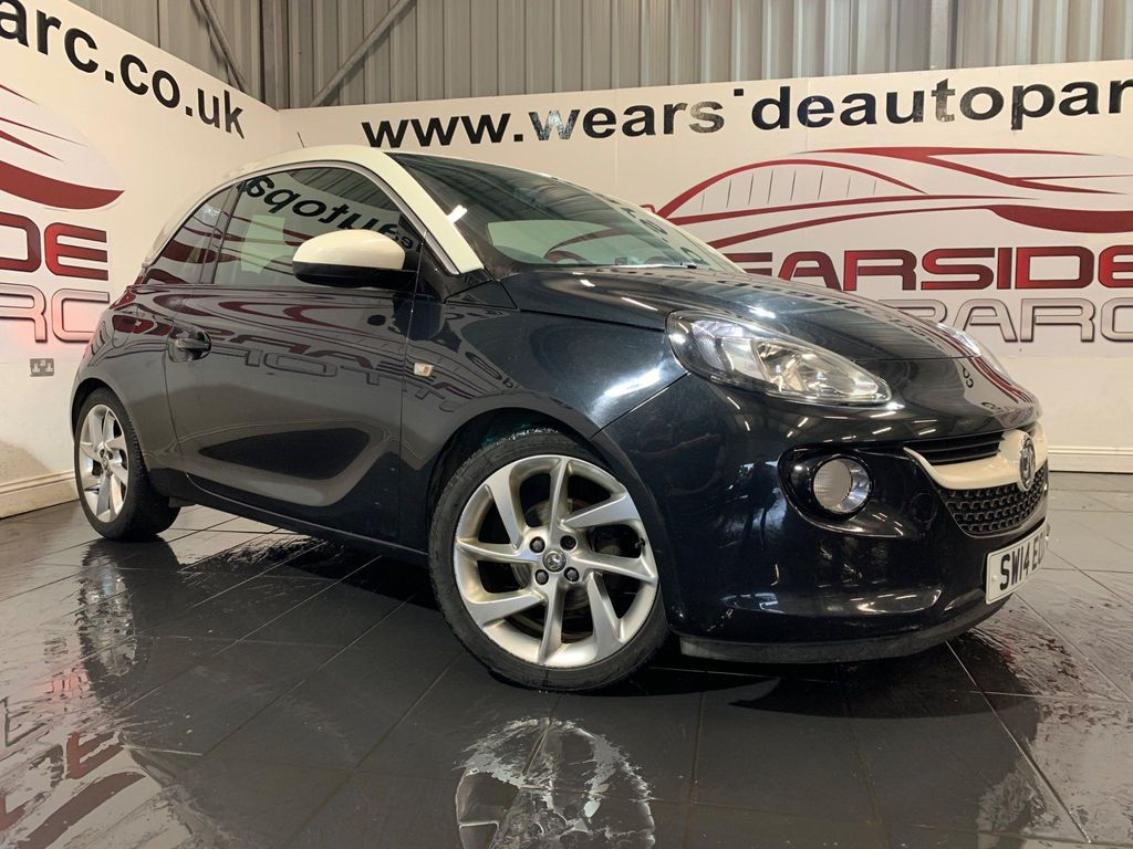 Vauxhall ADAM Hatchback 1.4 16v SLAM 3dr
