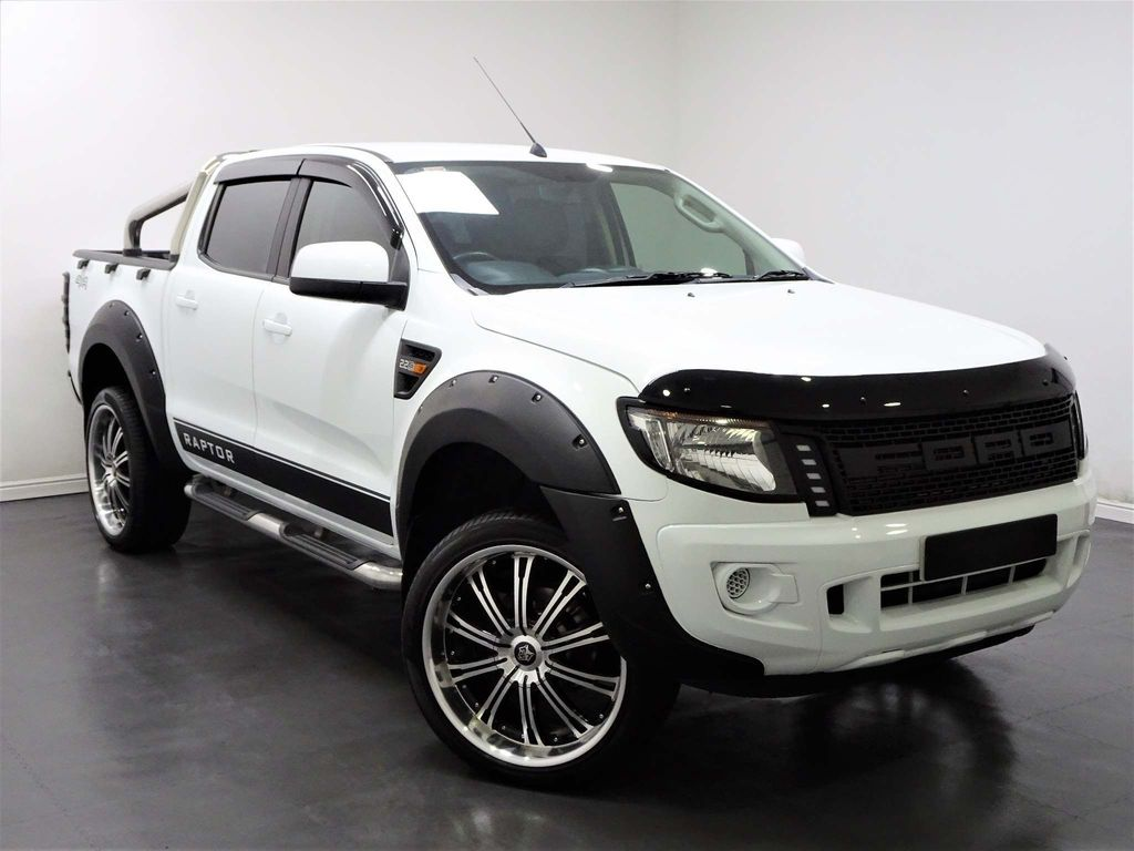 Ford Ranger Pickup 2.2 TDCi XL Double Cab Pickup 4dr Diesel Manual 4x4 (EU5) (148 bhp)