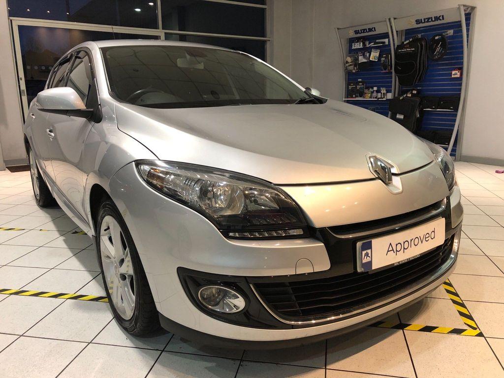 Renault Megane Hatchback 1.5 dCi ECO Dynamique Tom Tom (s/s) 5dr
