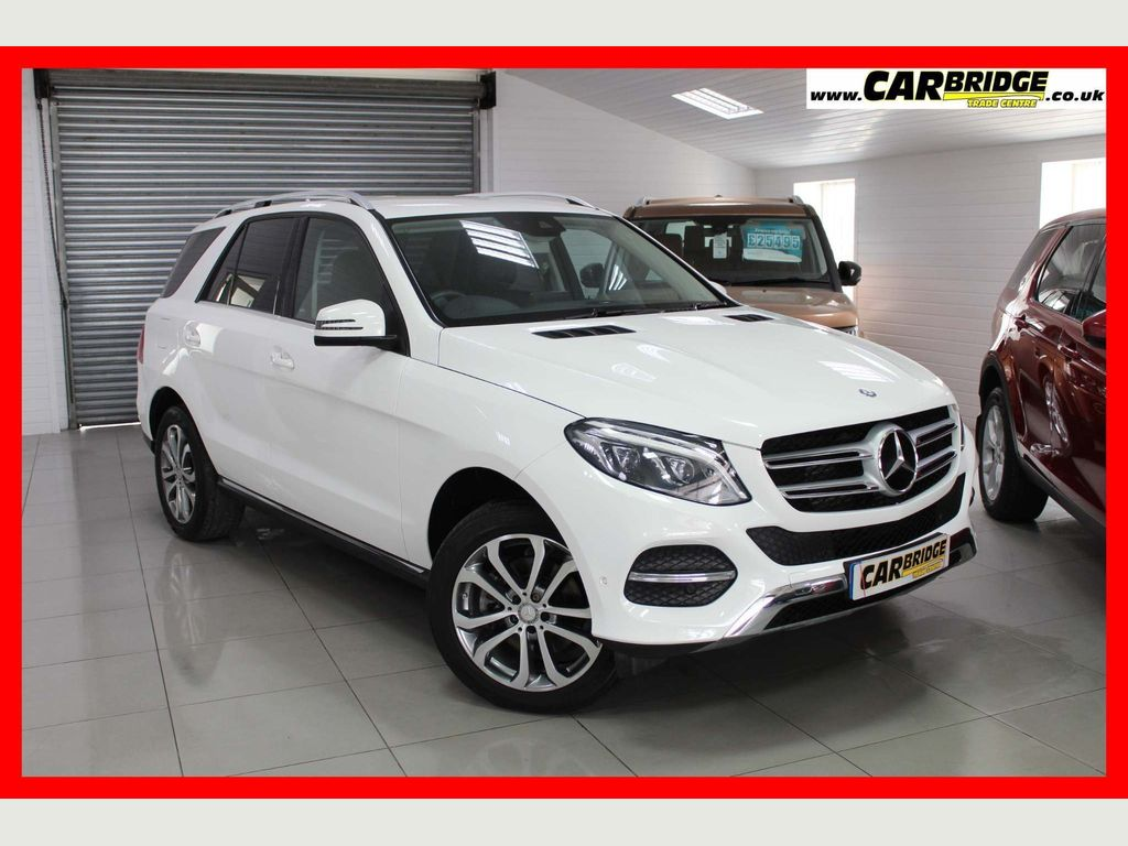 Mercedes-Benz GLE Class SUV 2.1 GLE250d Sport G-Tronic 4MATIC (s/s) 5dr