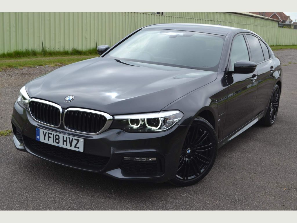 BMW 5 Series Saloon 2.0 530e iPerformance 9.2kWh M Sport Auto (s/s) 4dr