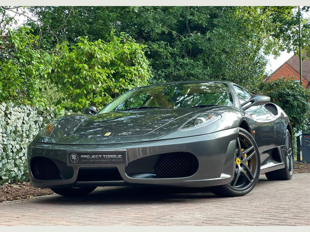 Ferrari F430 Coupe 4.3 F1 2dr