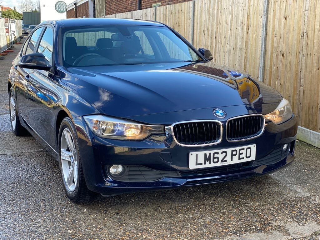 BMW 3 Series Saloon 2.0 318d SE (s/s) 4dr