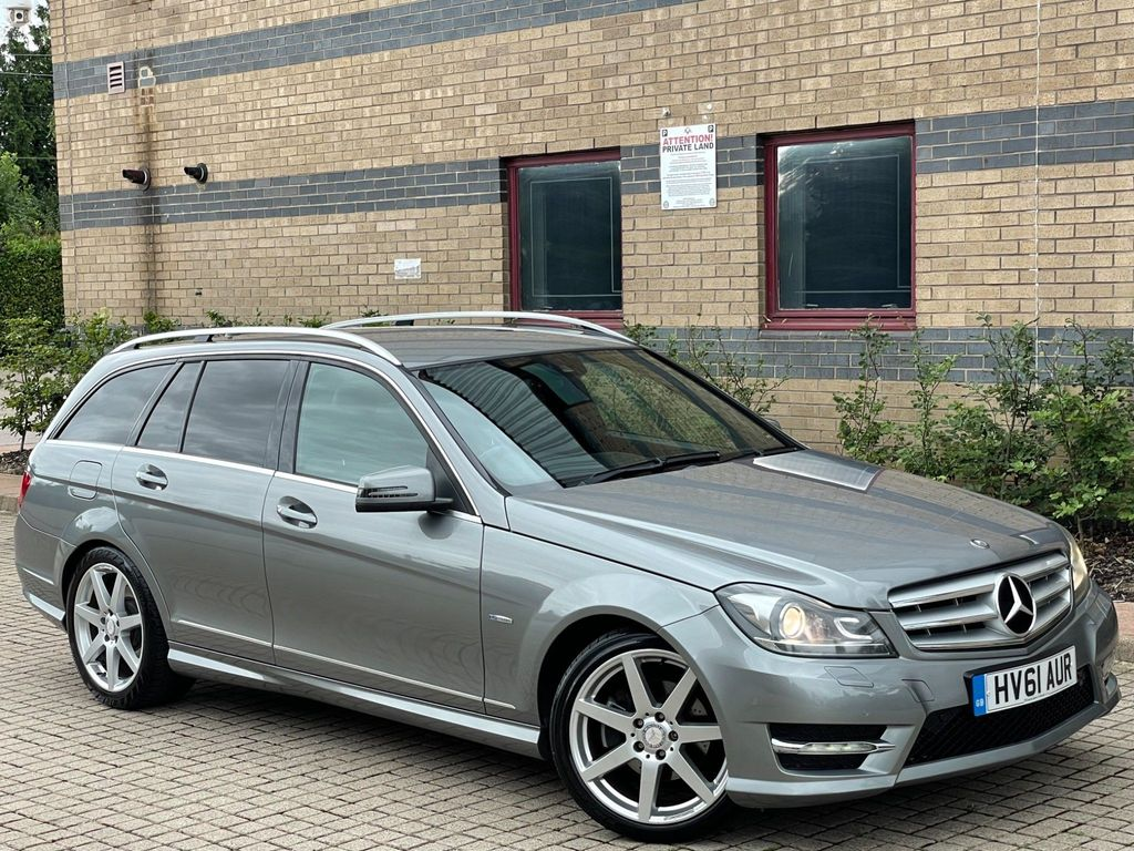 Mercedes-Benz C Class Estate 2.1 C250 CDI BlueEFFICIENCY Sport Edition Edition 125 G-Tronic 5dr