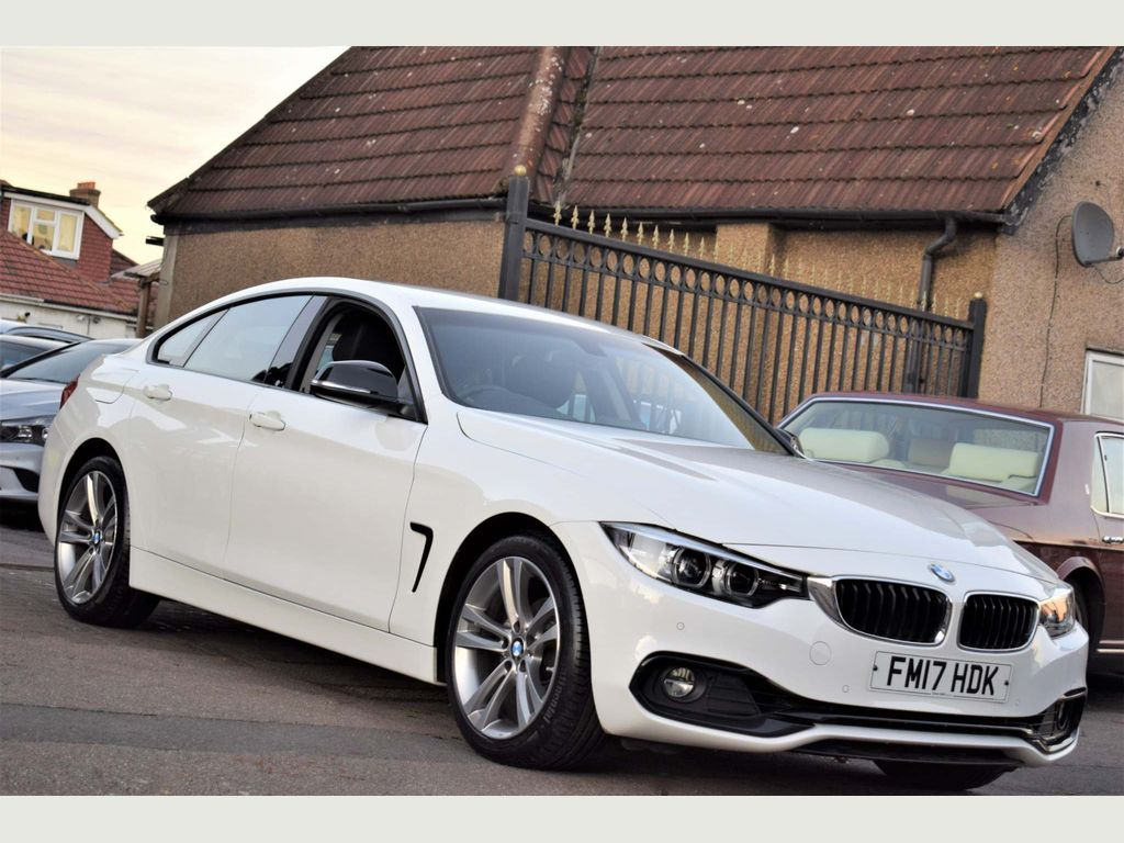 BMW 4 Series Gran Coupe Coupe 2.0 420i Sport Gran Coupe (s/s) 5dr
