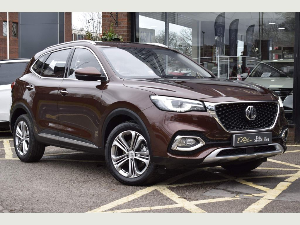 MG MG HS SUV 1.5 T-GDI Exclusive (s/s) 5dr