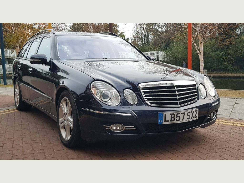Mercedes-Benz E Class Estate 1.8 E200 Kompressor Avantgarde 5dr