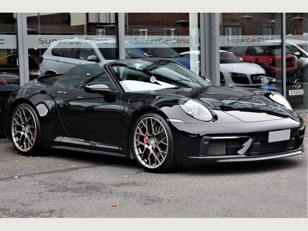 Porsche 911 Convertible 3.0T 992 Carrera 4S PDK 4WD (s/s) 2dr