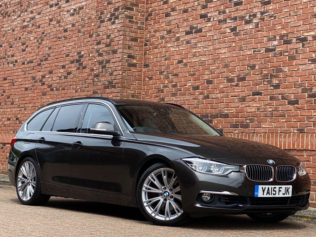 BMW 3 Series Estate 3.0 330d Luxury Touring Auto (s/s) 5dr