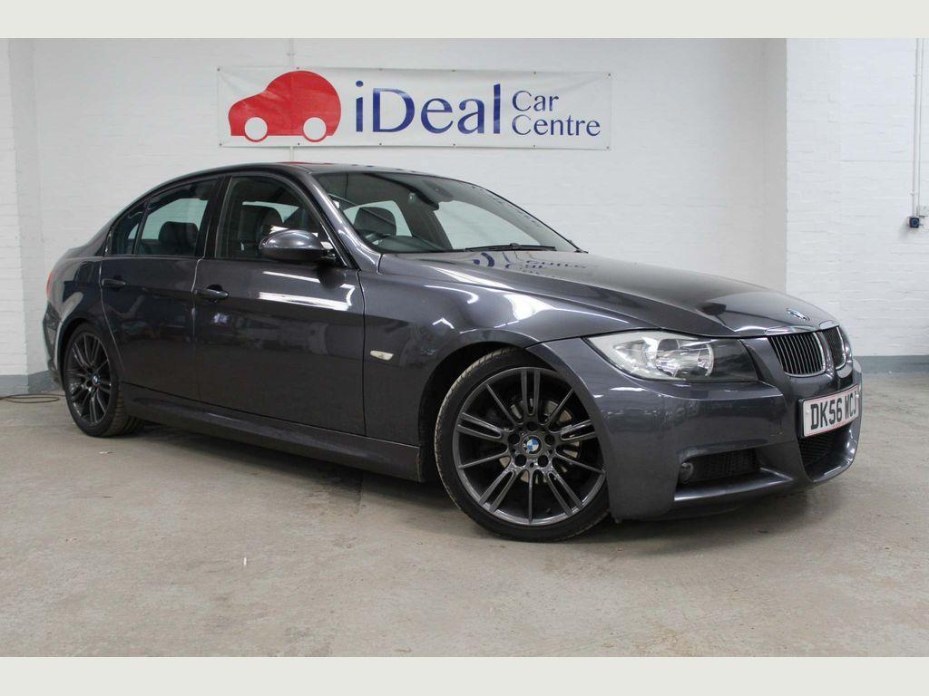 BMW 3 Series Saloon 2.5 325i M Sport 4dr
