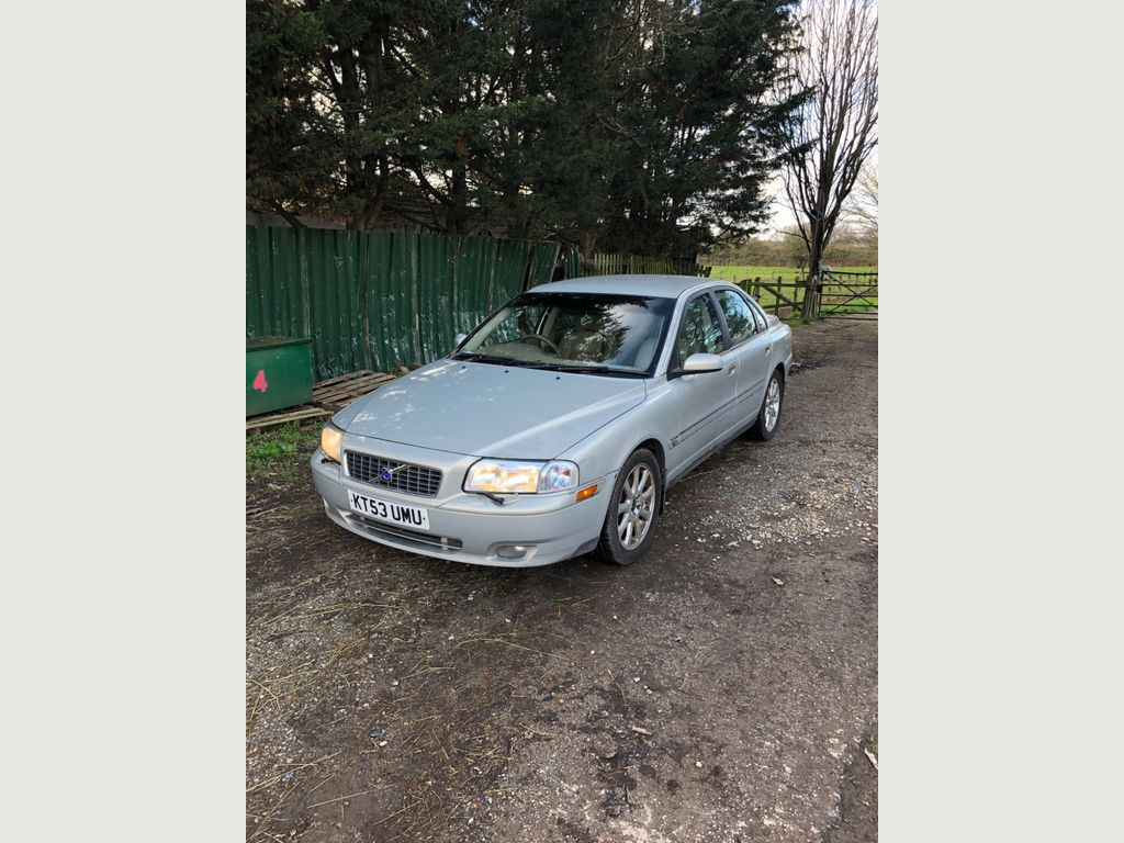 Volvo S80 Saloon 2.9 T6 SE Geartronic 4dr