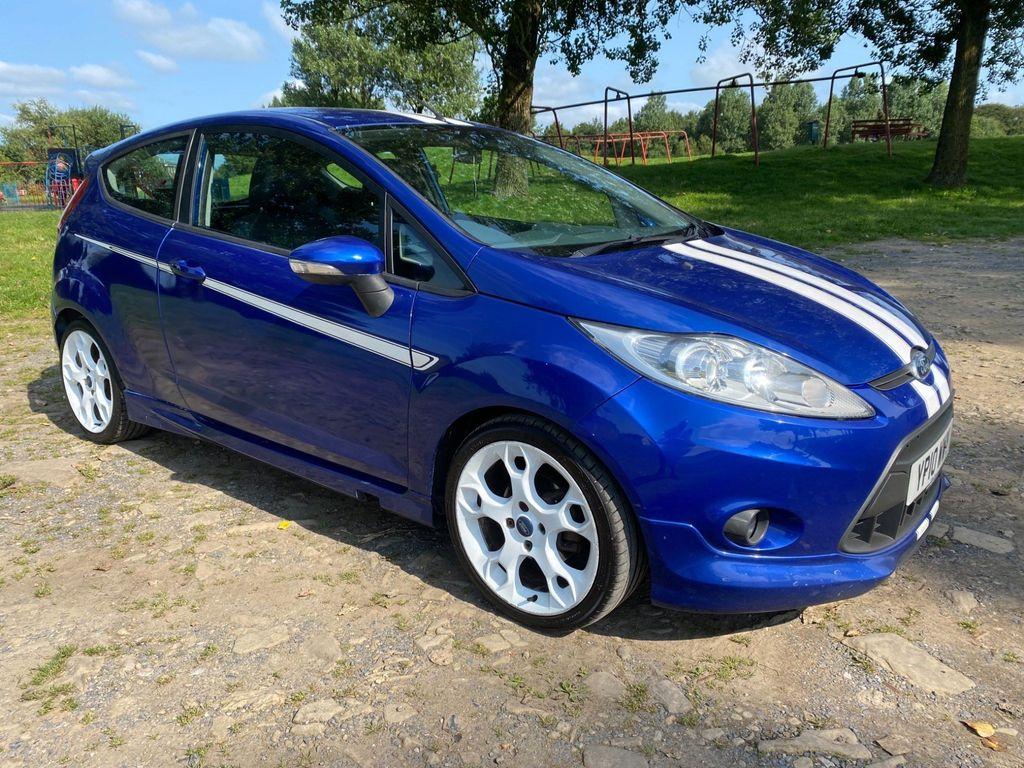 Ford Fiesta Hatchback 1.6 S1600 3dr