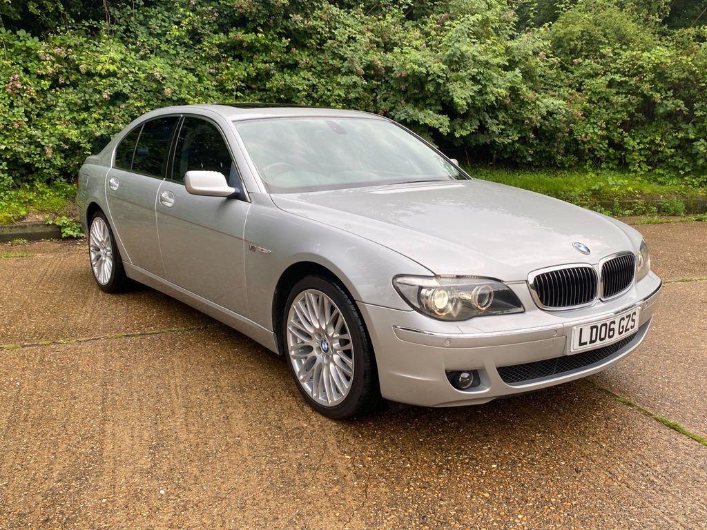 BMW 7 Series Saloon 4.0 740i V8 4dr
