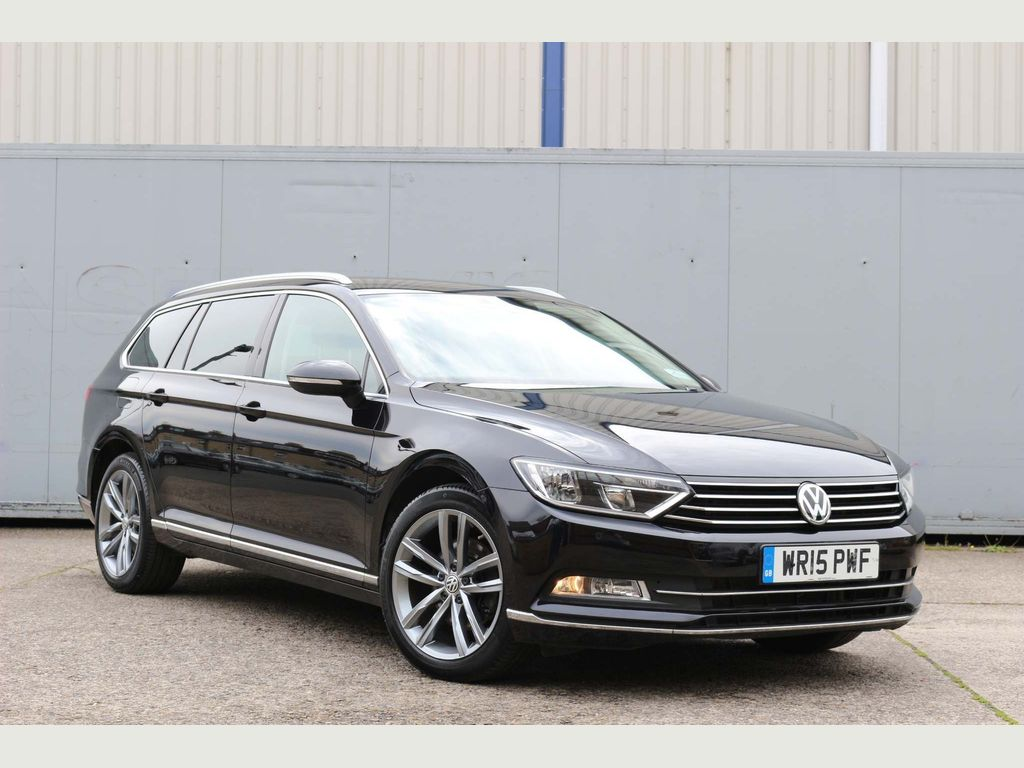Volkswagen Passat Estate 2.0 TDI BlueMotion Tech GT (s/s) 5dr