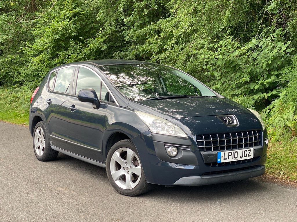 Peugeot 3008 SUV 2.0 HDi Sport 5dr