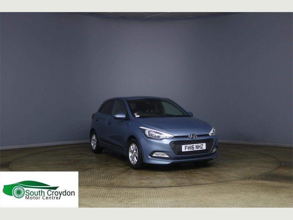 Hyundai i20 Hatchback 1.2 GO! 5dr