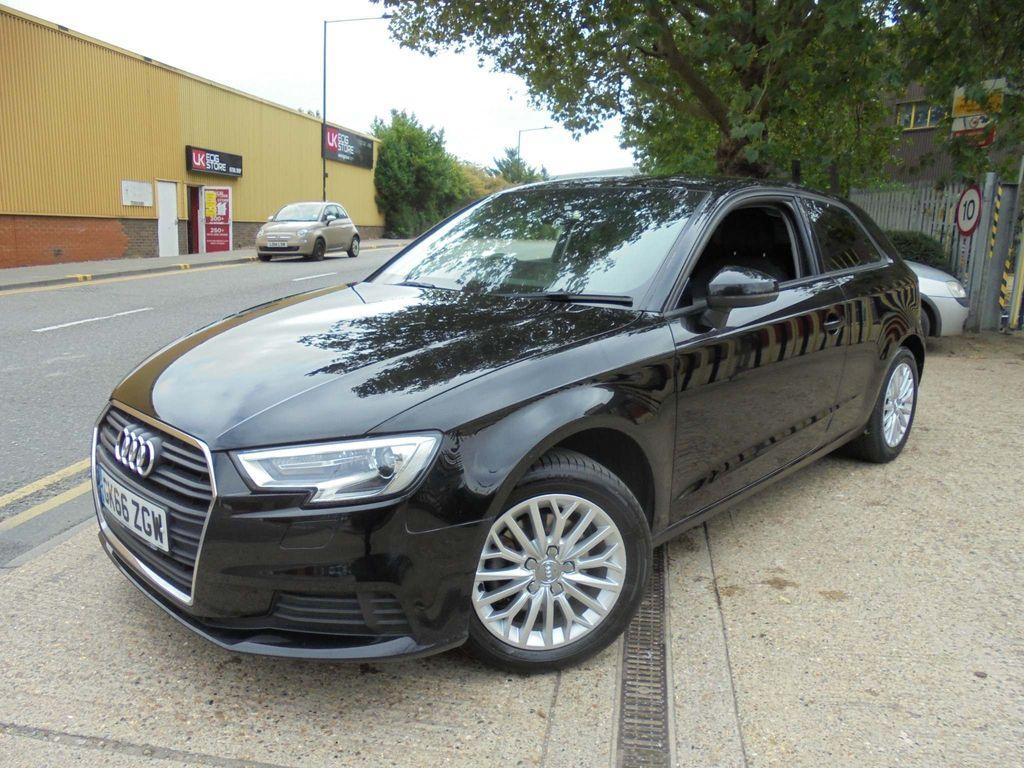 Audi A3 Hatchback 1.6 TDI SE Technik S Tronic 3dr
