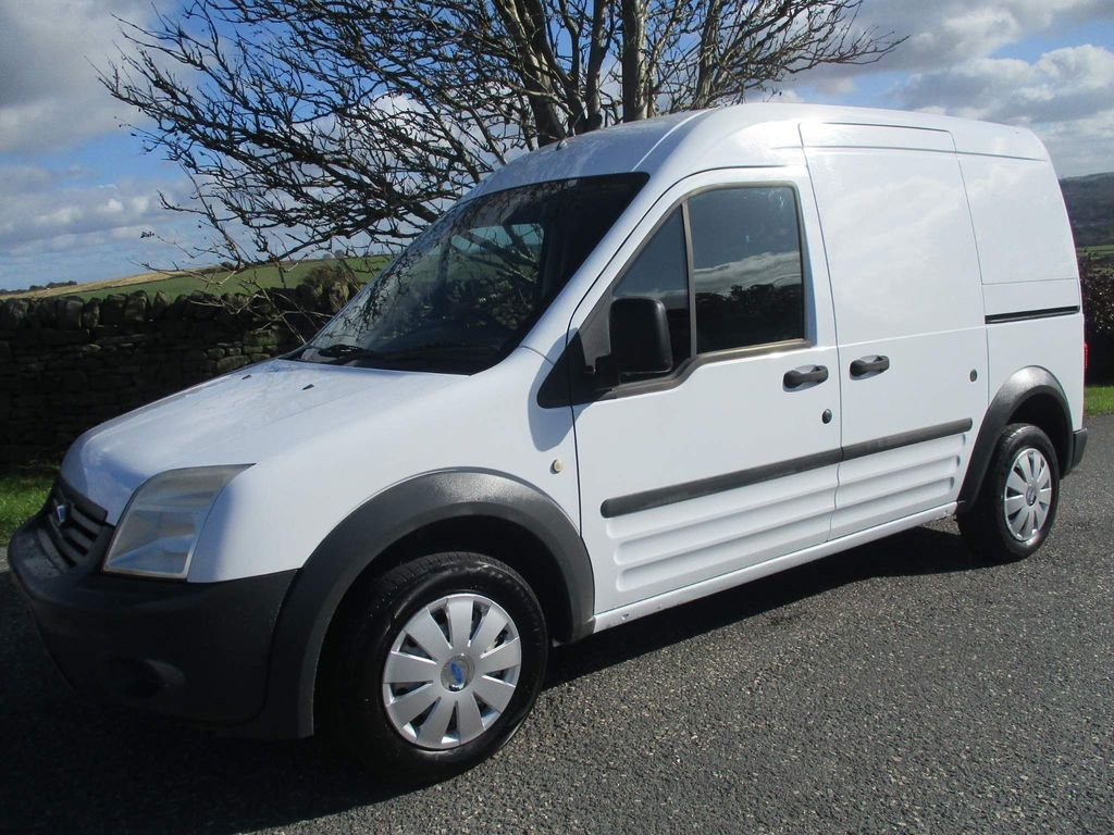 Ford Transit Connect Combi Van 1.8 TDCi T230 High Roof LWB 4dr