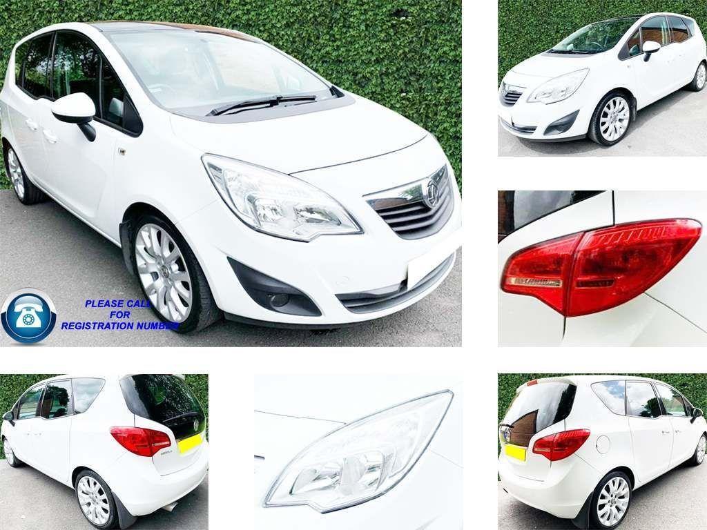 Vauxhall Meriva MPV 1.4 T 16v Exclusiv Limited Edition 5dr