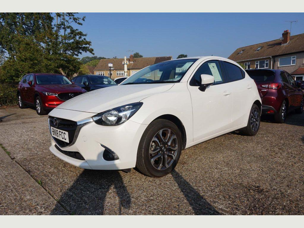 Mazda Mazda2 Hatchback 1.5 SKYACTIV-G Tech Edition (s/s) 5dr
