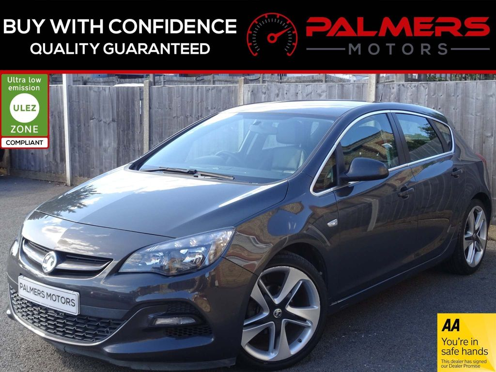 Vauxhall Astra Hatchback 1.6i Limited Edition 5dr