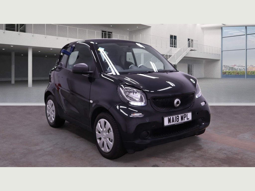 Smart fortwo Coupe 1.0 Pure (s/s) 2dr