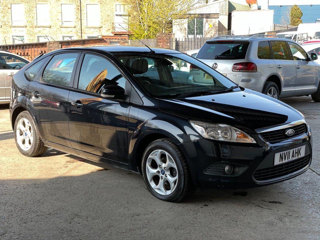 Ford Focus Hatchback 1.6 Sport 5dr