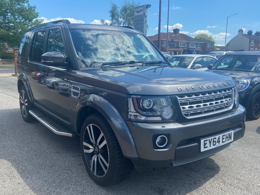 Land Rover Discovery SUV 3.0 SD V6 HSE Luxury Auto 4WD (s/s) 5dr