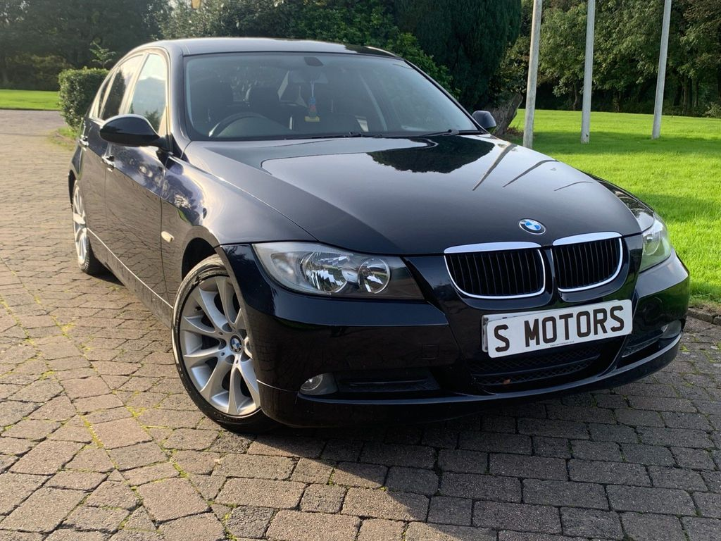 BMW 3 Series Saloon 2.0 318d Edition ES 4dr