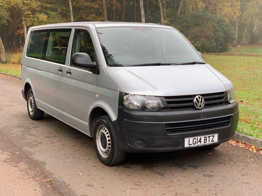 Volkswagen Transporter Shuttle Other 2.0 TD T30 S Mini Bus 4dr (LWB)