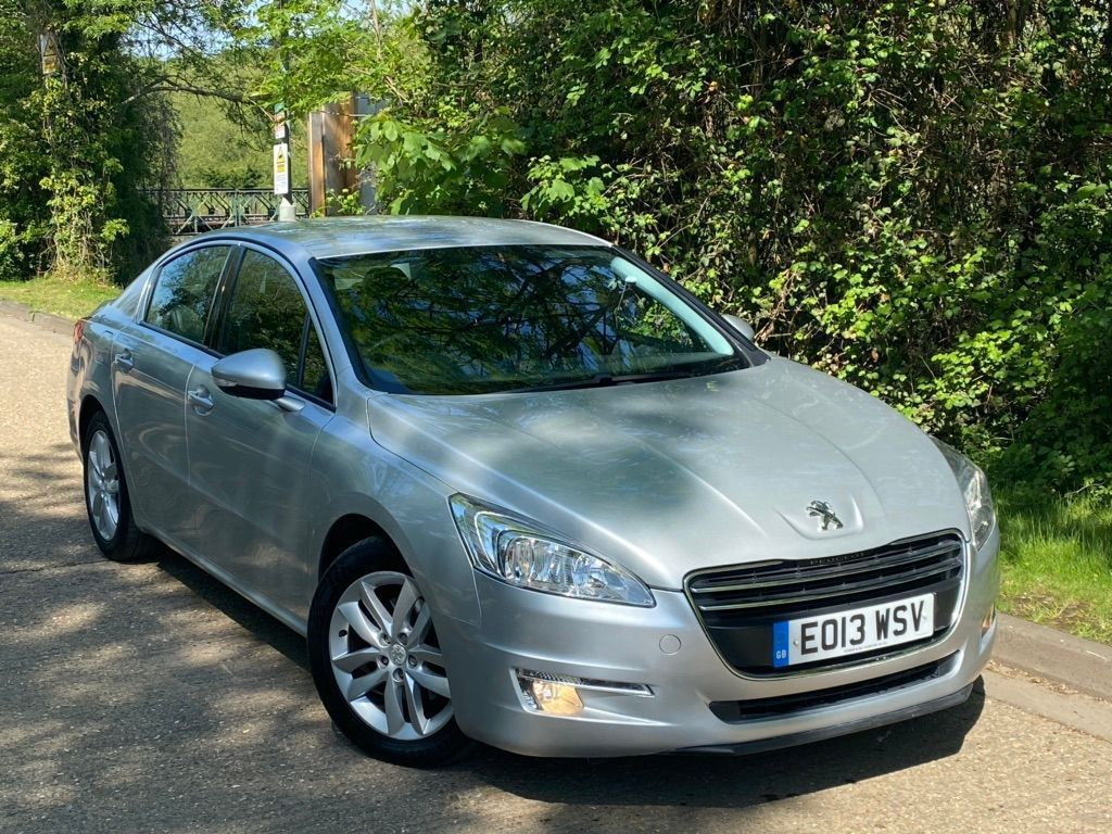 Peugeot 508 Saloon 2.0 HDi Active 4dr