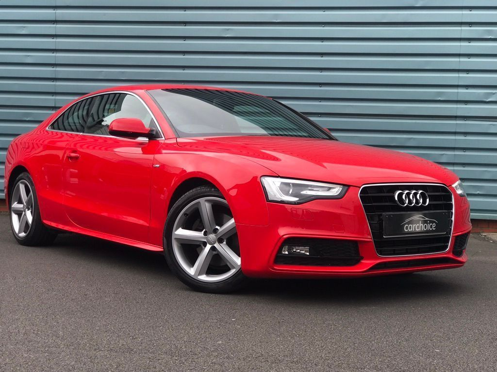 Audi A5 Coupe 2.0 TDI 2dr