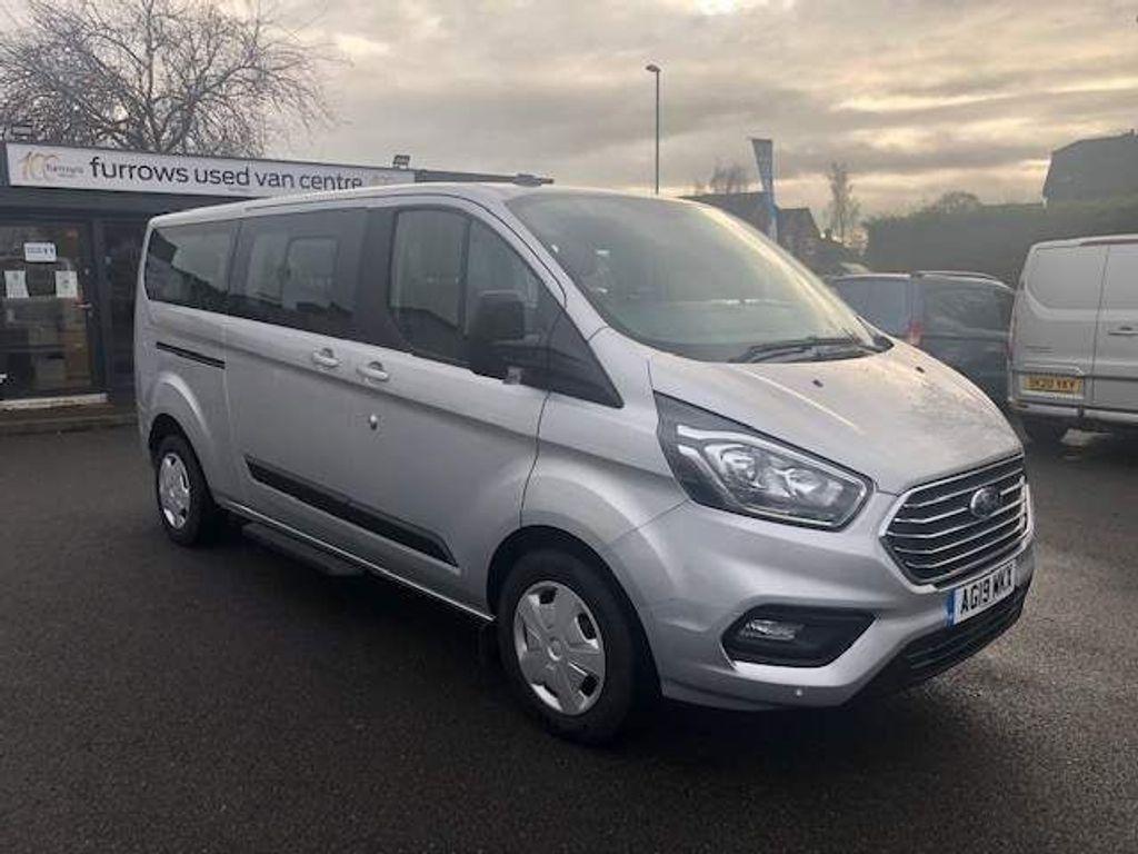 Ford Tourneo Custom Other 2.0 320 EcoBlue Shuttle L2 EU6 (s/s) 5dr